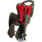 Велокресло Bellelli MR FOX Standart B-Fix Black Red (SAD-25-66)