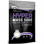 Гейнер BioTech USA Nutrition HYPER MASS 5000 1000g - малиновый йогурт