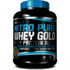 Протеин BioTech USA Nutrition NITRO PURE WHEY GOLD 2200 g - dark chocolate