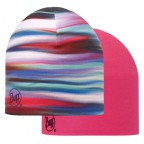 Шапка BUFF COOLMAX REVERSIBLE HAT LESH MULTI- DEEP FUCHSIA (BU 111511.555.10.00)