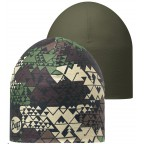 Шапка BUFF COOLMAX REVERSIBLE HAT TAD MILITARY - OLIVE (BU 111503.846.10.00)