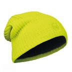 Шапка BUFF Knitted & Polar Hat Drip Yellow Fluor (BU 110981.117.10.00)