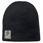 Шапка BUFF Knitted & Polar Hat Solid black (BU 110995.999.10.00)