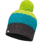 Шапка BUFF Knitted & Polar Hat Tizzy Grey Castlerock (BU 113330.929.10.00)
