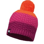 Шапка BUFF Knitted & Polar Hat Tizzy Pink Cerisse (BU 113330.521.10.00)