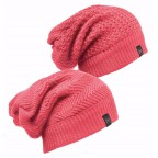 Шапка BUFF Knitted Neckwarmer Hat Ramdon red clay (BU 111032.417.10.00)