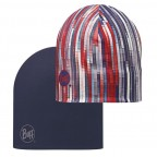 Шапка BUFF Microfiber Reversible Hat painterly grey multi-blue (BU 108915.555.10.00)