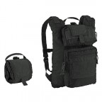 Рюкзак Defcon 5 Rolly Polly Pack 24 (Black 922230)