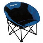Стул KingCamp Moon Leisure Chair (KC3816) Black/Blue