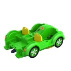 Водный велосипед Колибри MINI BEETLE GREEN