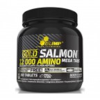 Аминокислота OLIMP SPORT NUTRITION Gold Salmon 12000 Amino 300 tab