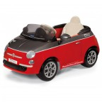 Электромобиль Peg-Perego FIAT 500 RED RC-control