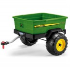 Прицеп Peg-Perego JOHN DEER ADVENTURE TRAILER (IGTR0939)