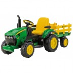 Трактор Peg-Perego JOHN DEER Ground Force