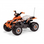Квадроцикл Peg-Perego T-REX Black Orange