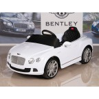 Электромобиль RASTAR Bentley GTC (белый) (82100)