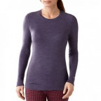 Термофутболка Smartwool SS224.285-S Women's NTS Mid 250 Crew purple heather p.S