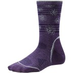 Носки Smartwool SW039.284-S Women's PhD Outdoor Ultra Light Pattern Crew desert purple р.S