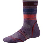 Носки Smartwool SW084.284-L Women's PhD Outdoor Medium Pattern Crew Socks desert purple р.L