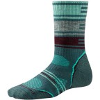 Носки Smartwool SW084.338-M Women's PhD Outdoor Medium Pattern Crew Socks sea pine р.M
