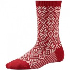 Носки Smartwool SW524.151-S Women's Traditional Snowflake crimson р.S