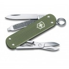 Нож Victorinox Classic Alox Limited Edition 2017 Olive Green (0.6221.L17)