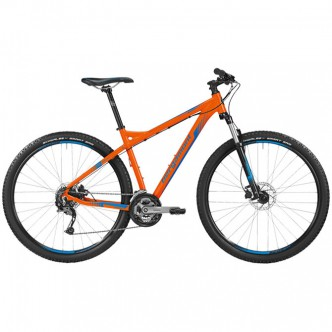 "Bergamont Revox 4.0 C1 29"" 22"" Orange Blue 2016 (16-MTB-H-1080-XL)"