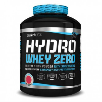 BioTech USA Nutrition Hydro Whey Zero 1816g - chocolate-hazelnut