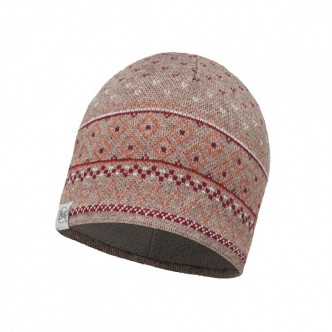 BUFF Knitted & Polar Hat Edna Fossil (BU 113517.311.10.00)