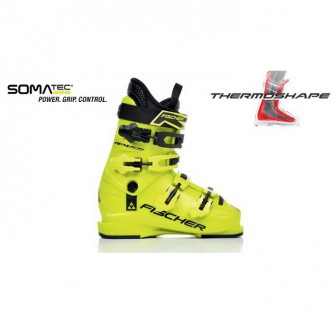Fischer RC4 70 Jr Thermoshepe yellow/yellow (U19016,24.0)