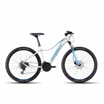 "GHOST Lanao 2 27.5"" 21"" 2016 White Blue Light Blue (16MS4533)"