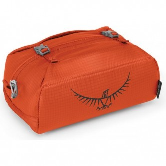 Osprey Washbag Padded Poppy Orange