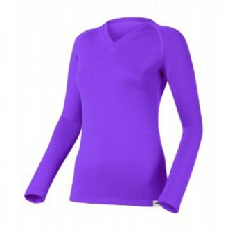 REUSCH ABI T-Shirt Long Sleeves 260g - S Violet (ABI 4141)