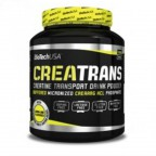 Креатин BioTech USA Nutrition Crea Trans 1000g - red fruit