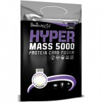 Гейнер BioTech USA Nutrition HYPER MASS 5000 4000g - малиновый йогурт