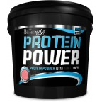 Протеин BioTech USA Nutrition Protein power 1000g - strawberry-banana