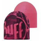 Шапка BUFF COOLMAX REVERSIBLE HAT BITA PINK FLUOR (BU 111505.522.10.00)