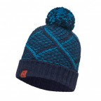 BUFF Knitted Hat Plaid Medieval Blue (BU 2013.783.10) BUFF Knitted Hat Plaid Medieval Blue (BU 2013.783.10)