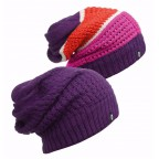 Шапка BUFF Knitted Neckwarmer Hat Aidan plum (BU 111036.622.10.00)