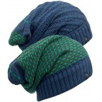 Шапка BUFF Knitted Neckwarmer Hat Zile blue (BU 111034.707.10.00)