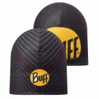 Шапка BUFF Microfiber Reversible Hat r-ultimate logo black-black (BU 108932.999.10.00)