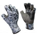 Перчатки BUFF Pro Series Angler II Gloves fish camo M/L (BU 108461.00)