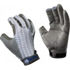 Перчатки BUFF Pro Series Fighting Work II Gloves gray scale S/M (BU 108448.00)