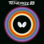 Накладка Butterfly  Tenergy 05 1.9 mm (красный)