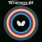 Накладка Butterfly Tenergy 64 2.1 mm (чёрный)