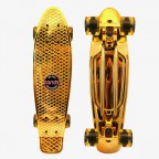 "Пенни Борд  Candy 22"" Gold/Gold/tr.Yellow (401H)"