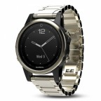 Спортивные часы Garmin Fenix 5S Sapphire Champagne with metal band (W1704)