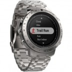 Спортивные часы Garmin Fenix Chronos Steel with Brushed Stainless Steel Watch Band (W1405)