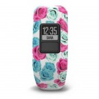 Фитнес-браслет Garmin Vivofit JR Real Flower (W1714)