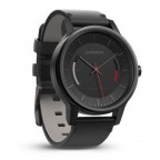 Смарт-часы Garmin Vivomove Classic Black with Leather Band (W1060)